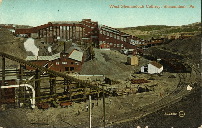 West Shenandoah Colliery