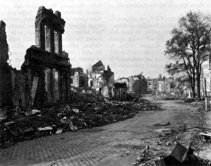 Remains of Aachen