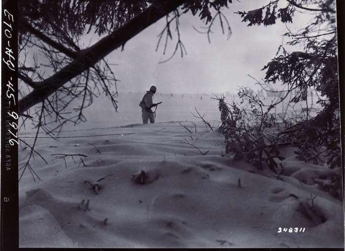 1st Division Snow