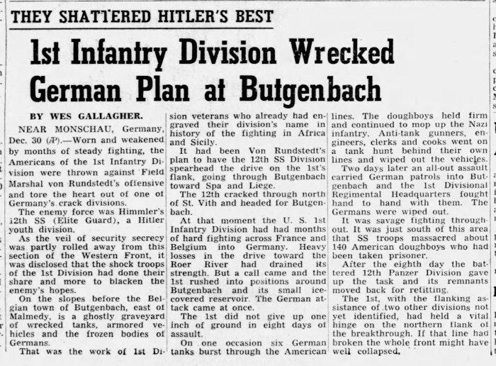 AP story Dom Butgenbach