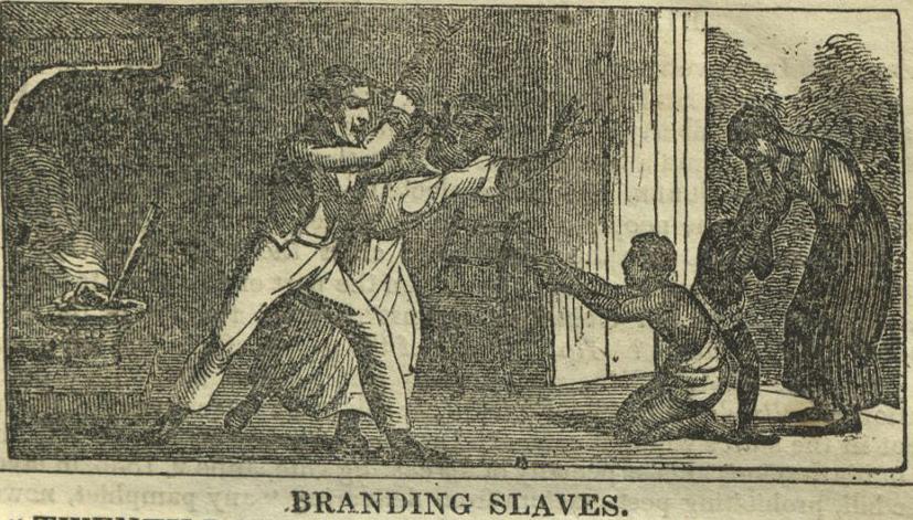 Branding Slaves