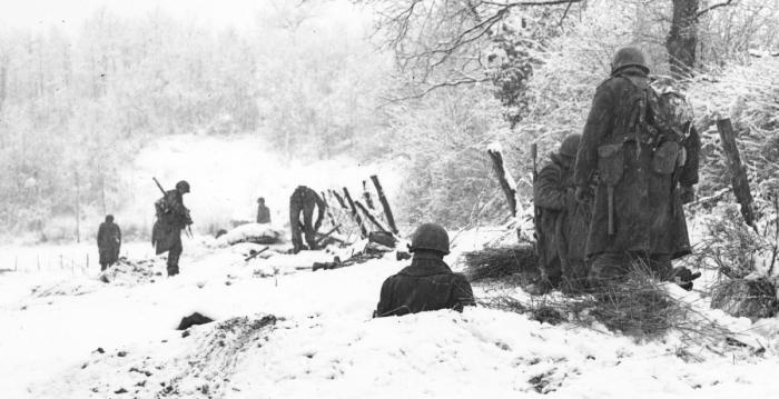 January 1945 - Bulge Social
