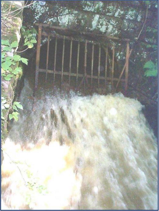 Jeddo Tunnel Drainage - 2005
