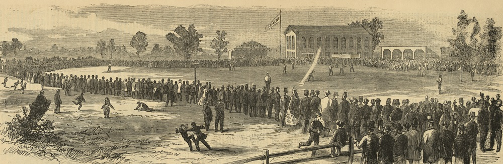 Philadelphia Baseball 1865