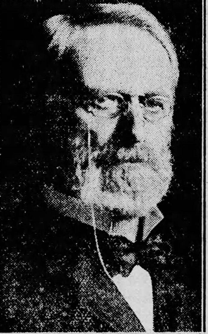 George Richart Photo Obit 1916