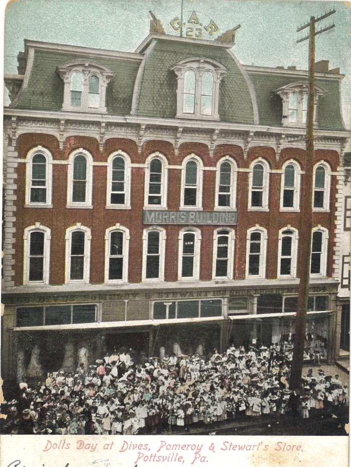 Morris Building Pottsville
